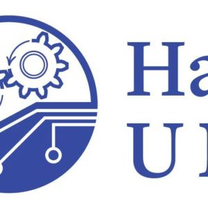 Hanshaw Virtual University logo detail