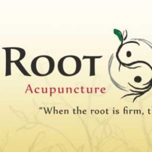 Detail of Root Health Clinic logo
