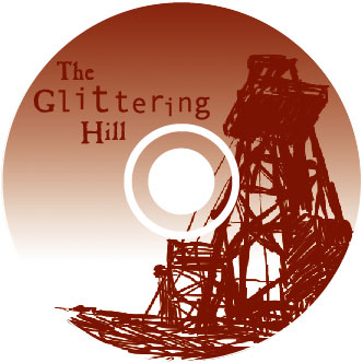 The Glittering Hill CD graphic